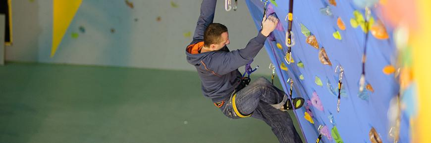 Courses of belaying for Adults