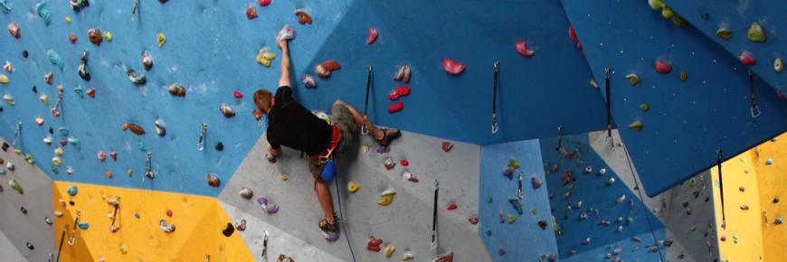 Lezecké tréningy pre dospelých