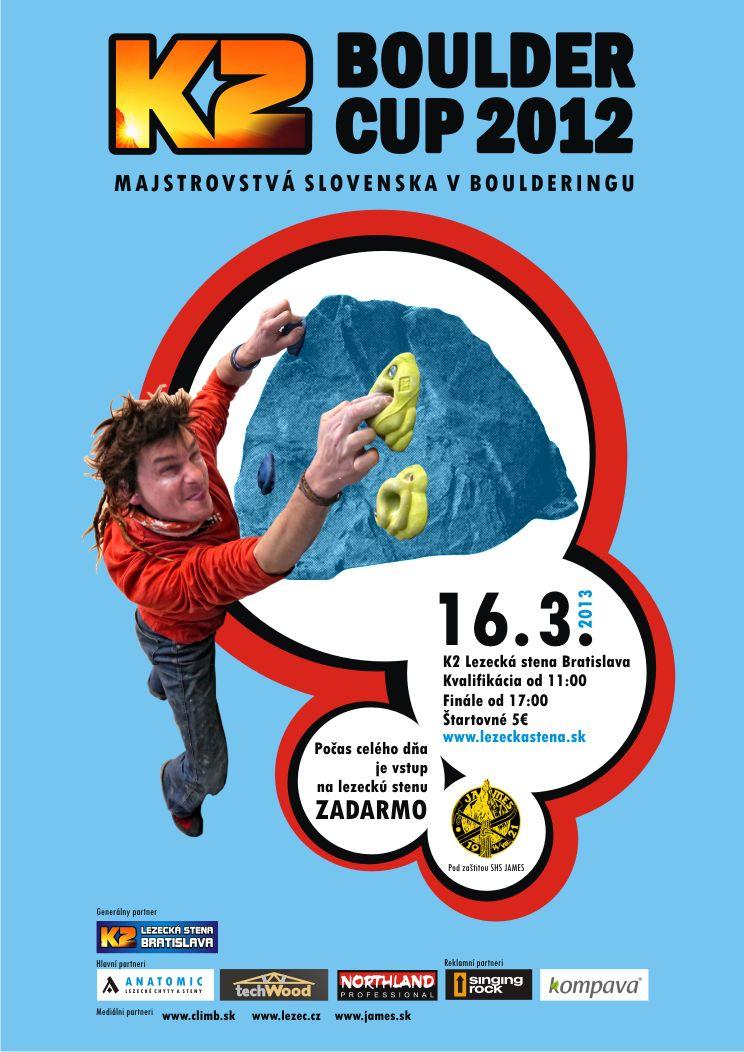 Majstrovstvá Slovenska v boulderingu