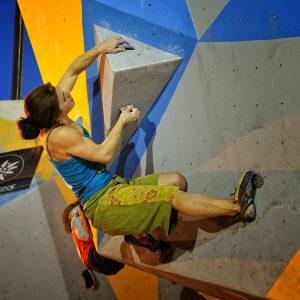 K2 Lezecká stena - MSR v boulderingu 2012