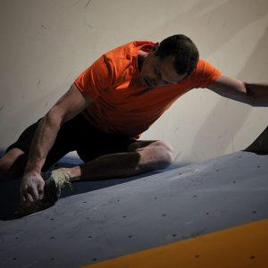Marek Repčík - MSR K2 Boulder Cup