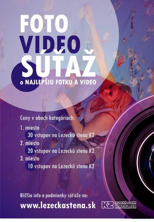 FOTO VIDEO SÚŤAŽ