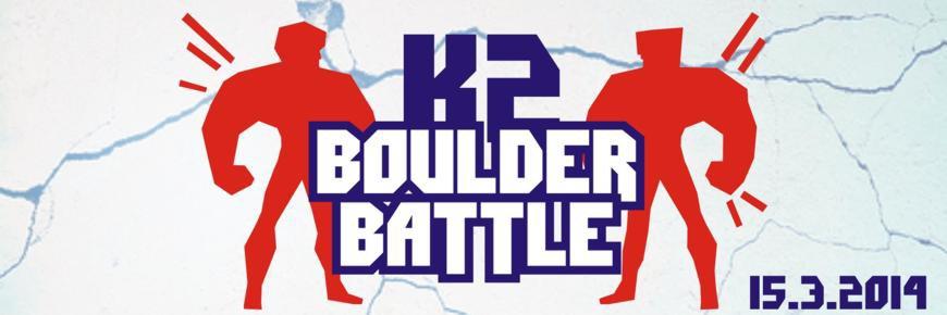 K2 Boulder Battle