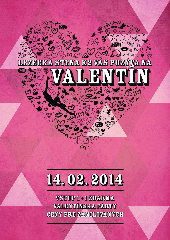 Valentín na K2 2014