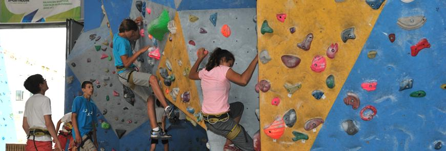 Školský výlet na Lezeckú stenu K2