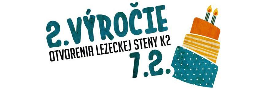 2. narodeniny K2