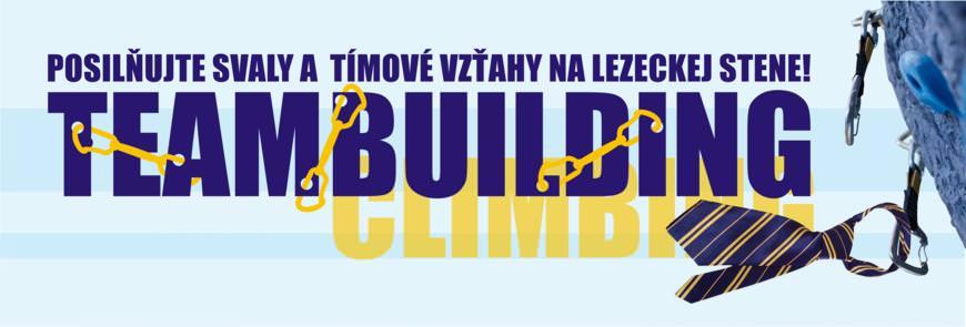 Climbing Team Building