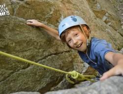 Detský lezecký letný tábor