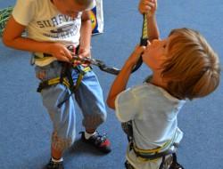 Detský lezecký tábor 2015