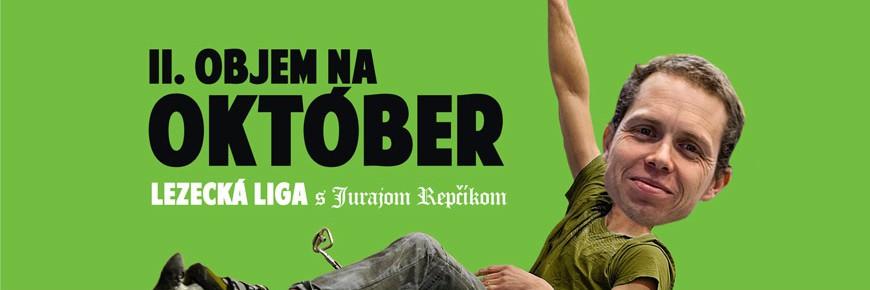 Lezecká liga - Október