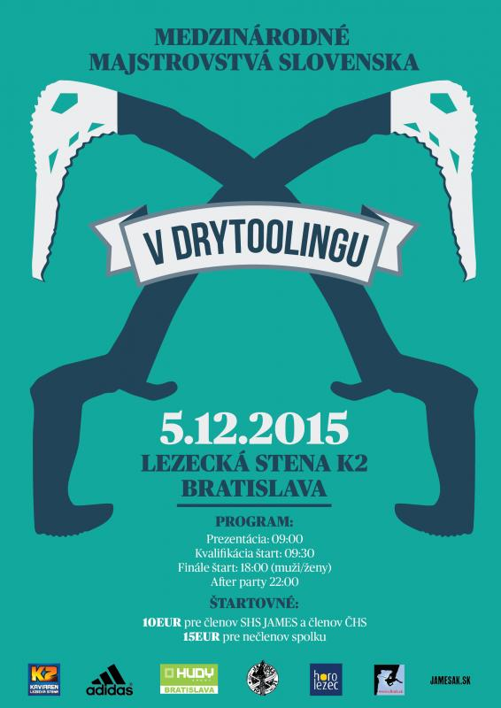 International Slovak Championship in drytooling