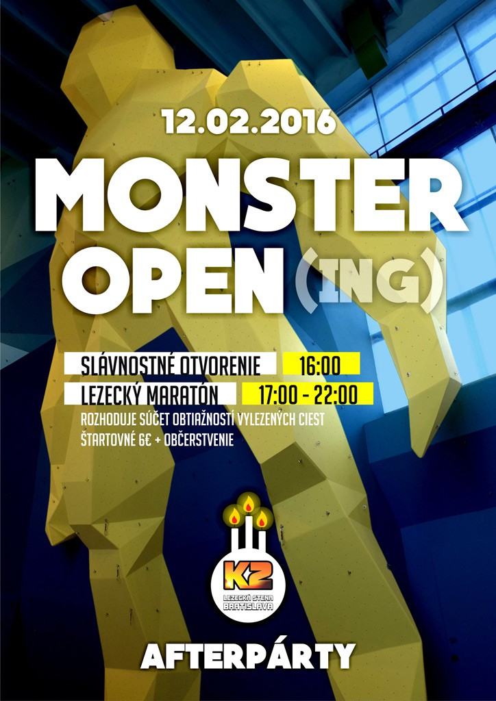 Monster OPENING
