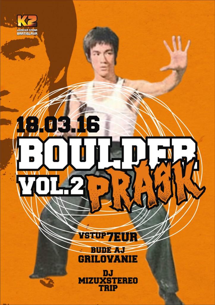Boulder Prásk vol.2