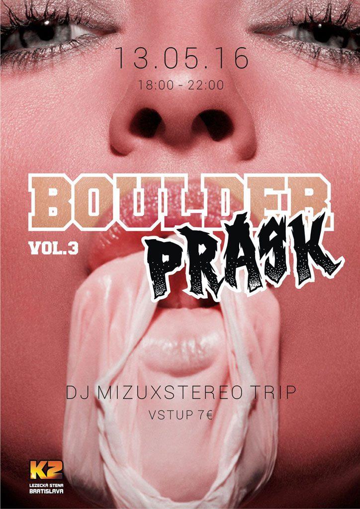 Boulder Prásk vol.3