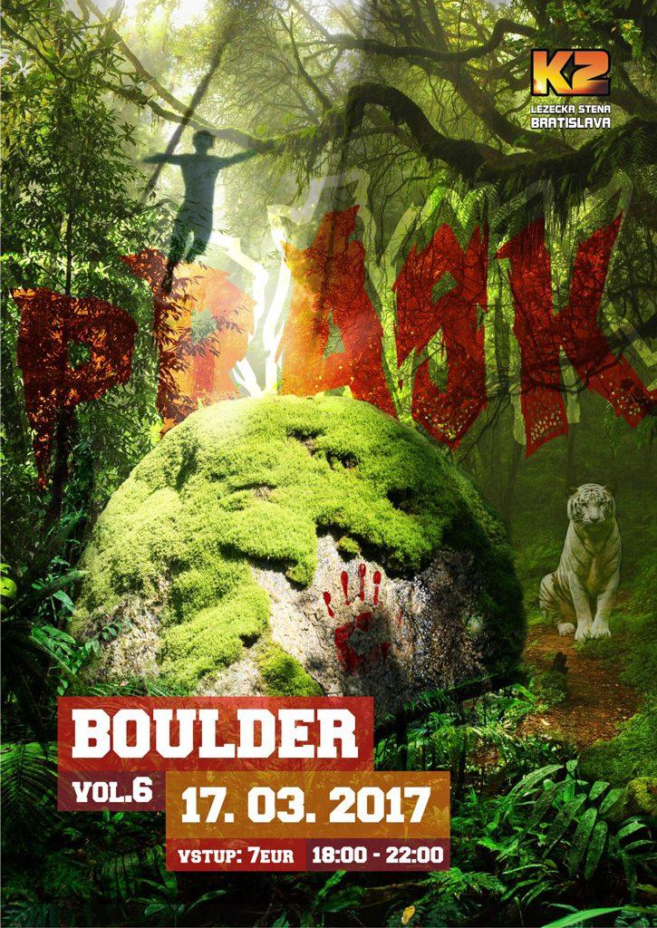 Boulder Prásk Vol.6