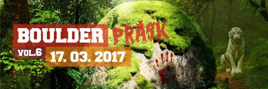 Boulder Prásk vol.6 - Lezecká stena K2 - Bratislava
